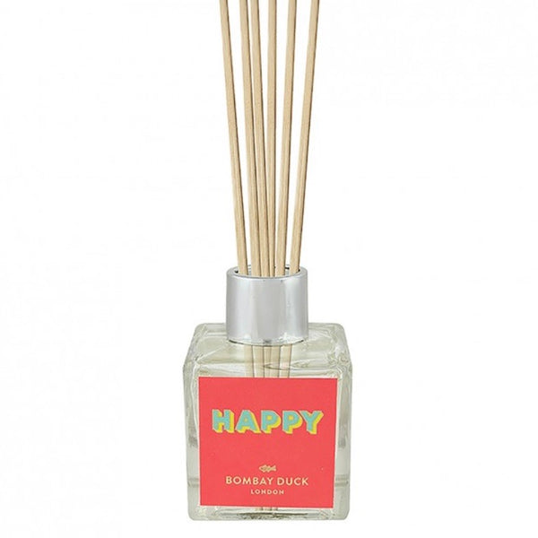 HAPPY Lime and Bay Leaf Reed Diffuser