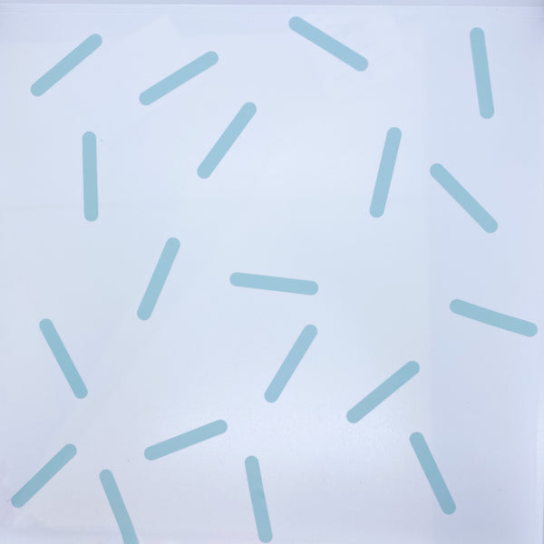 Sprinkle Wall Stickers Mint