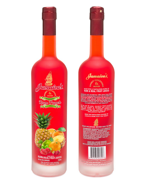 Rum Punch - Jamaica's Finest Rum Punch by the Bottle