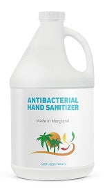 Non-Gel Hand Sanitizer/Disinfecting Cleaner - 1 Gallon