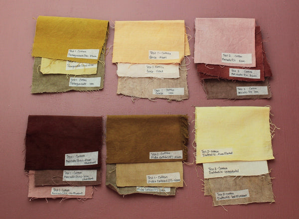 Test Swatches