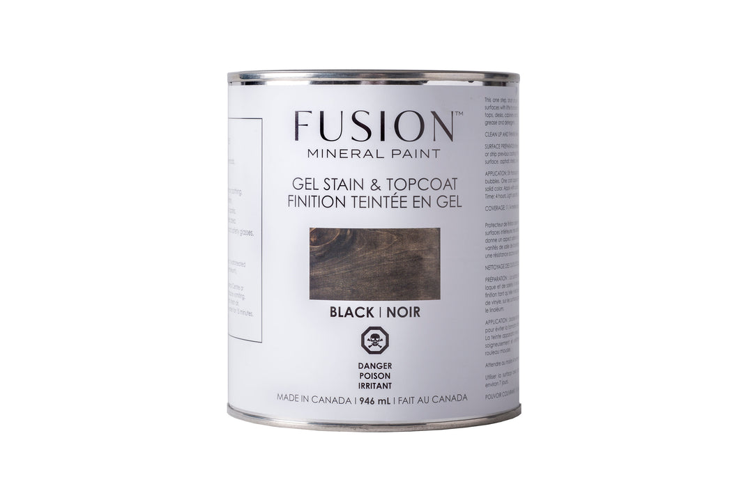 Fusion Gel Stain and Topcoat 946ml