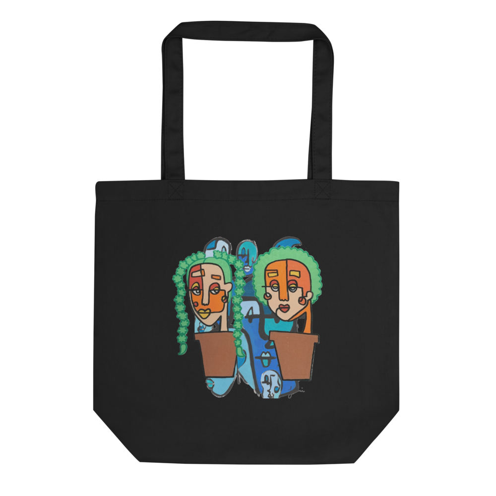 Collage Eco Tote Bag