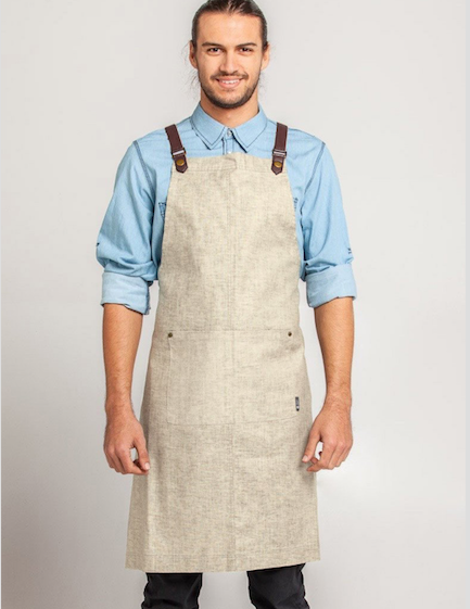 The Theodore Apron: some things never go out of style