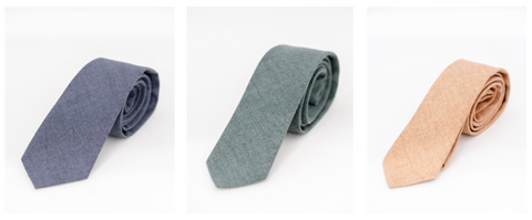 Urban Bar Design Linen Ties