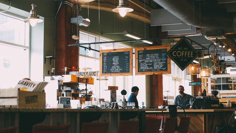 Top 3 cafe design and fit-out trends