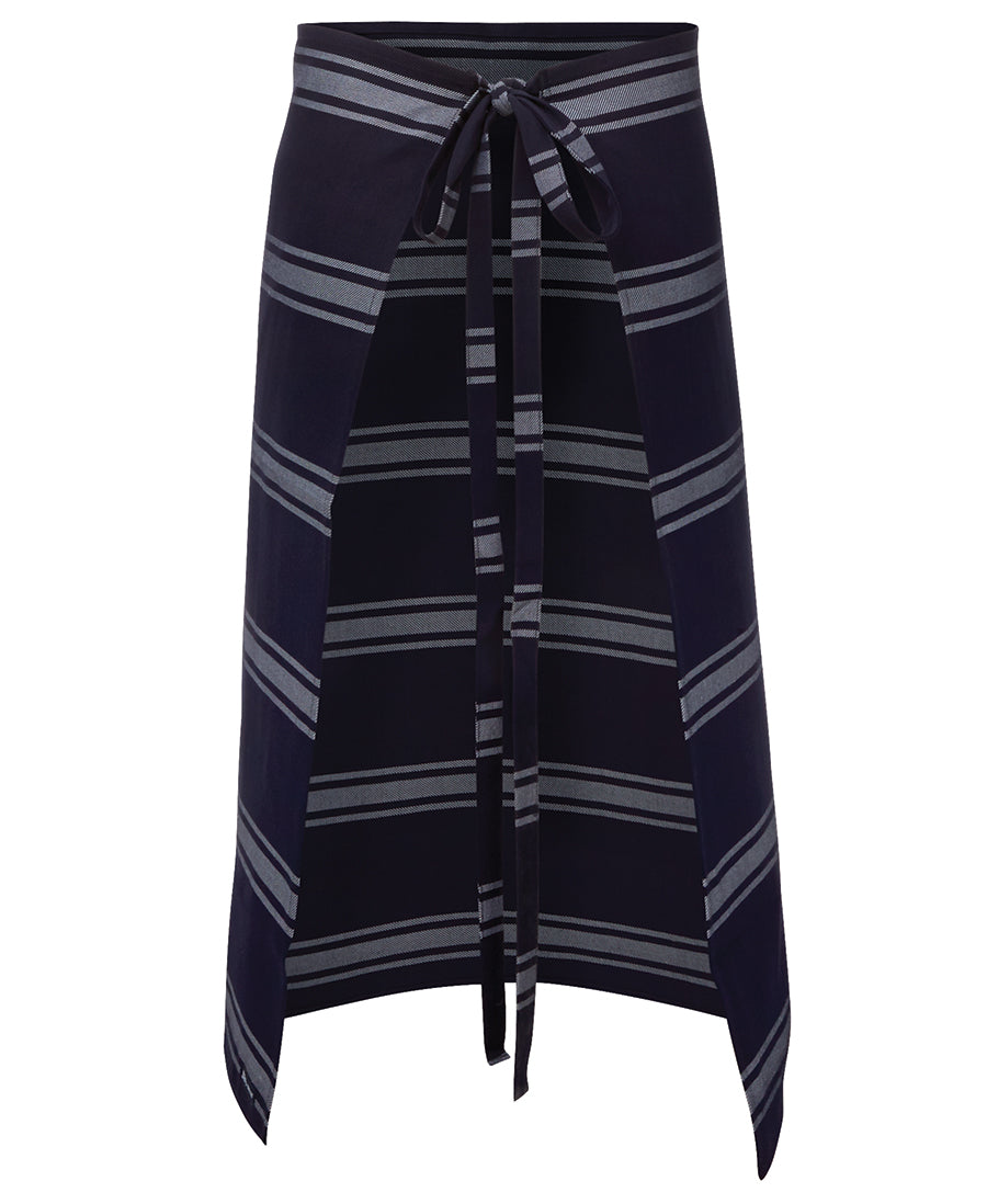 Butcher's Striped Waist Apron