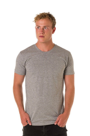 Hawker Crew Neck T-Shirt Men's - Grey