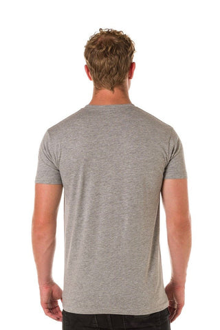 UBD Hawker Crew Neck T-Shirt Men's - Grey