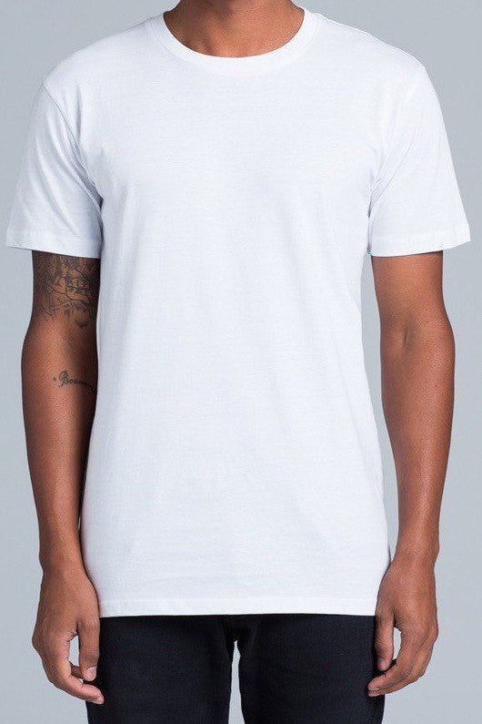 UBD Hawker Crew Neck T-Shirt Men's - White