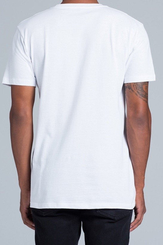 Hawker Crew Neck T-Shirt Men's - White