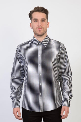 UBD Urban Military Shirt TOMMY - White