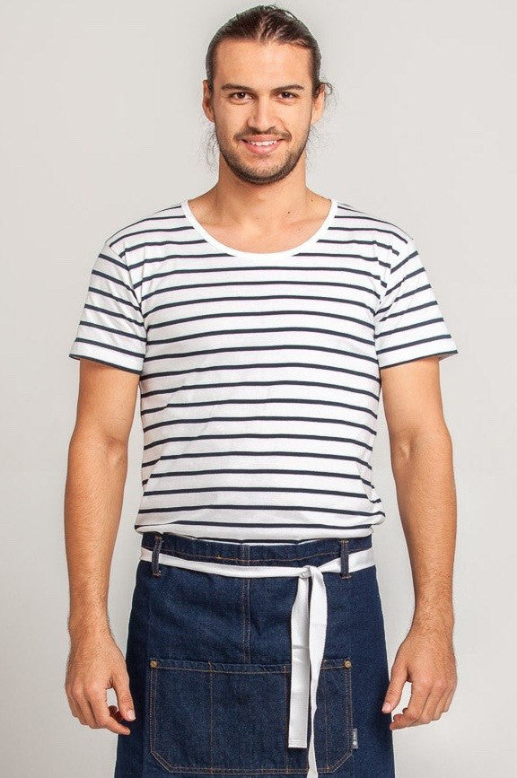 White/Dark-Navy