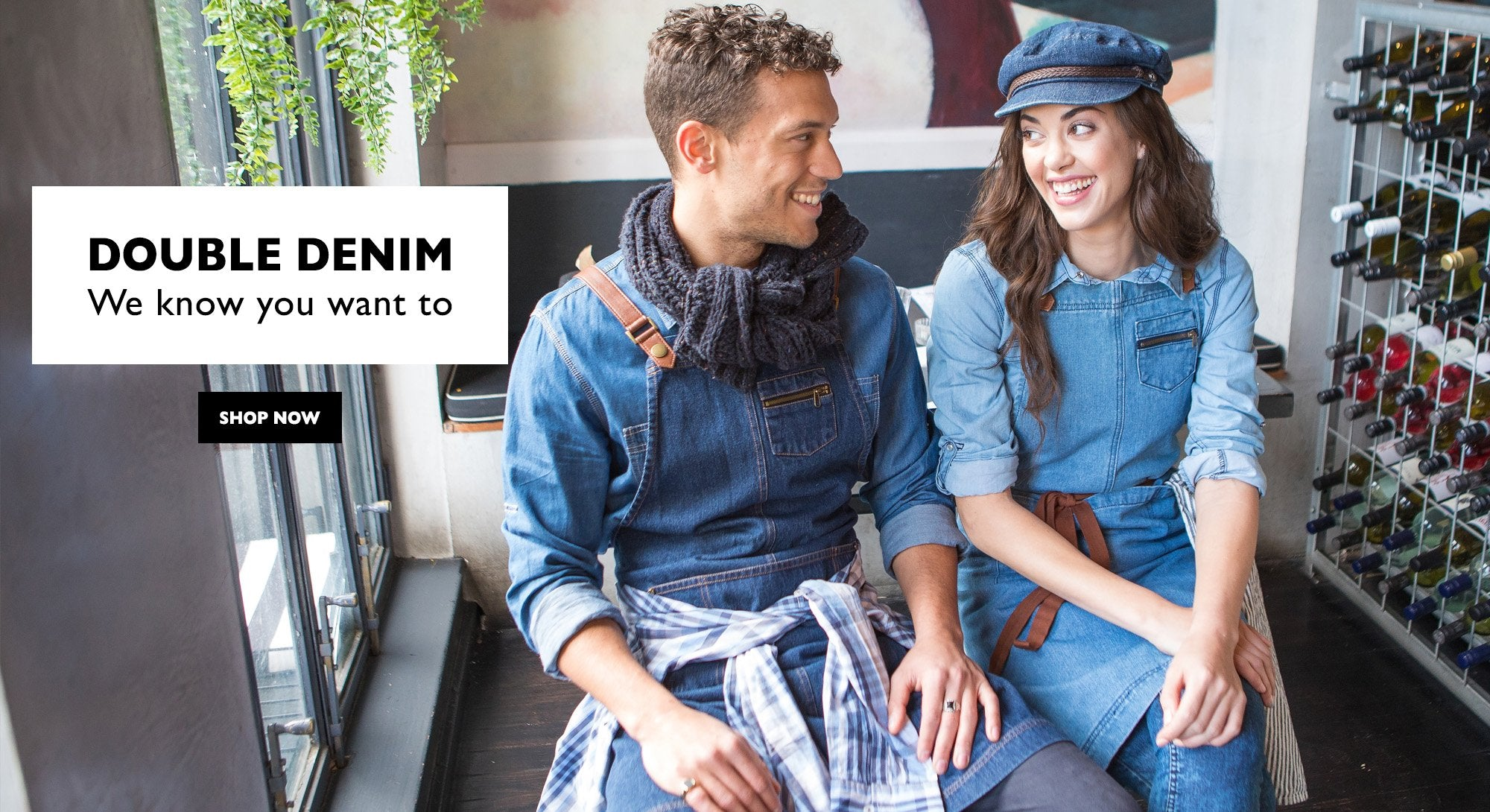 Double Denim Urbanbar Design