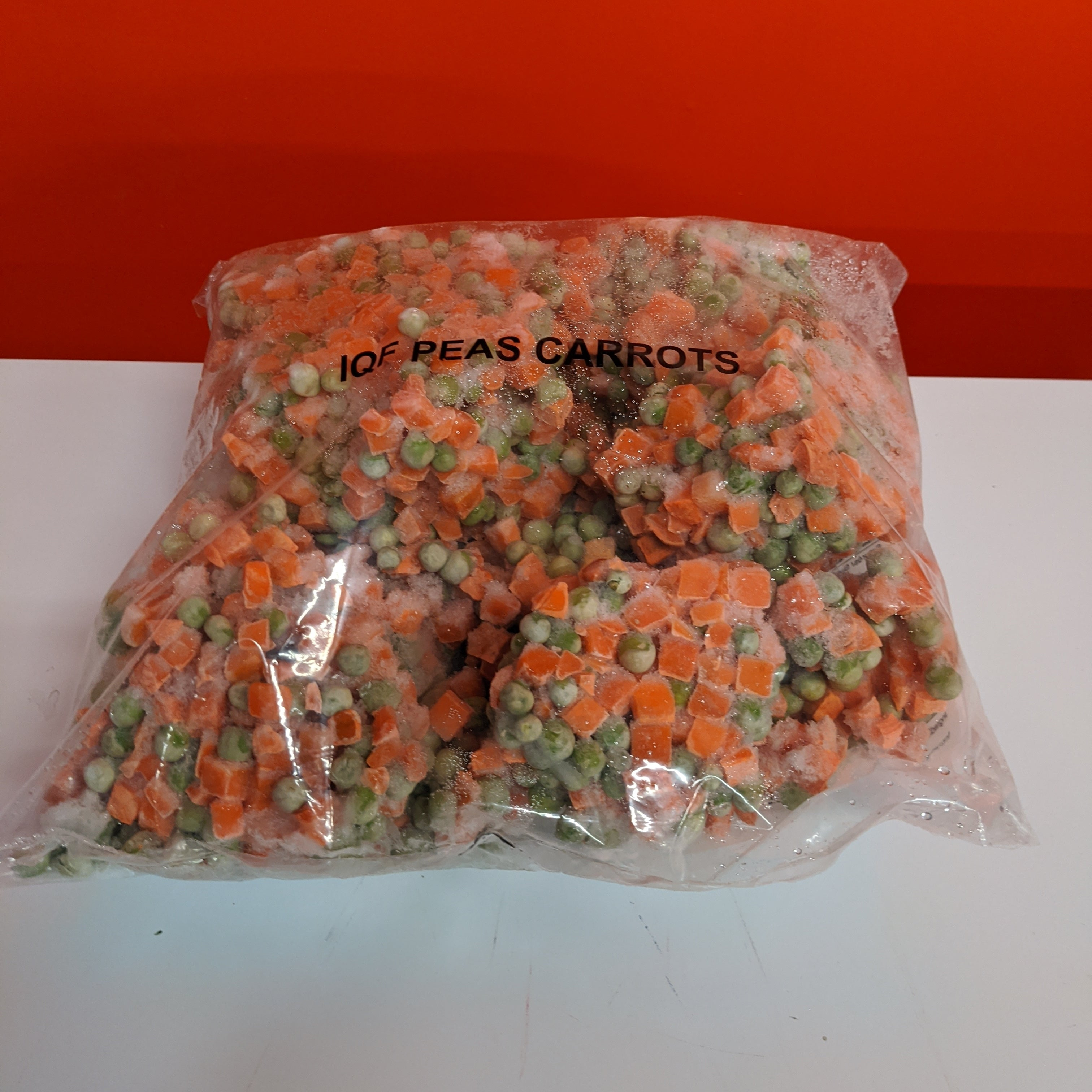 IQF - Peas and Carrots