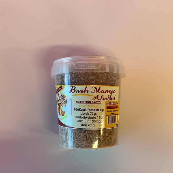 Crushed Bush Mango Almond