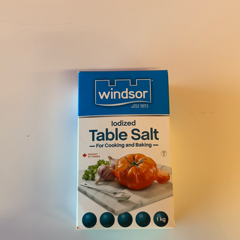 Windsor's Table Salt
