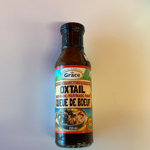 Grace's Oxtail Marinade