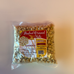 Pealed Ground Nuts