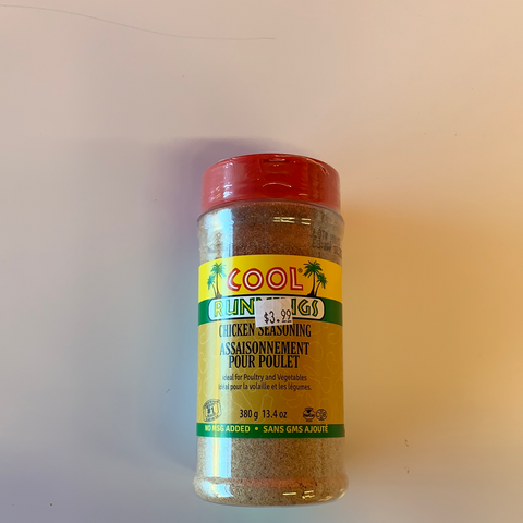 Cool Runnings Chicken Seasoning