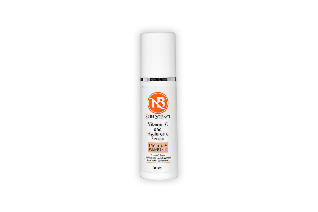 Vitamin C and Hyaluronic Serum 30ml
