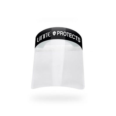 UNITE PROTECTS UNITE PROTECTS Reusable Face Shield 1 Piece