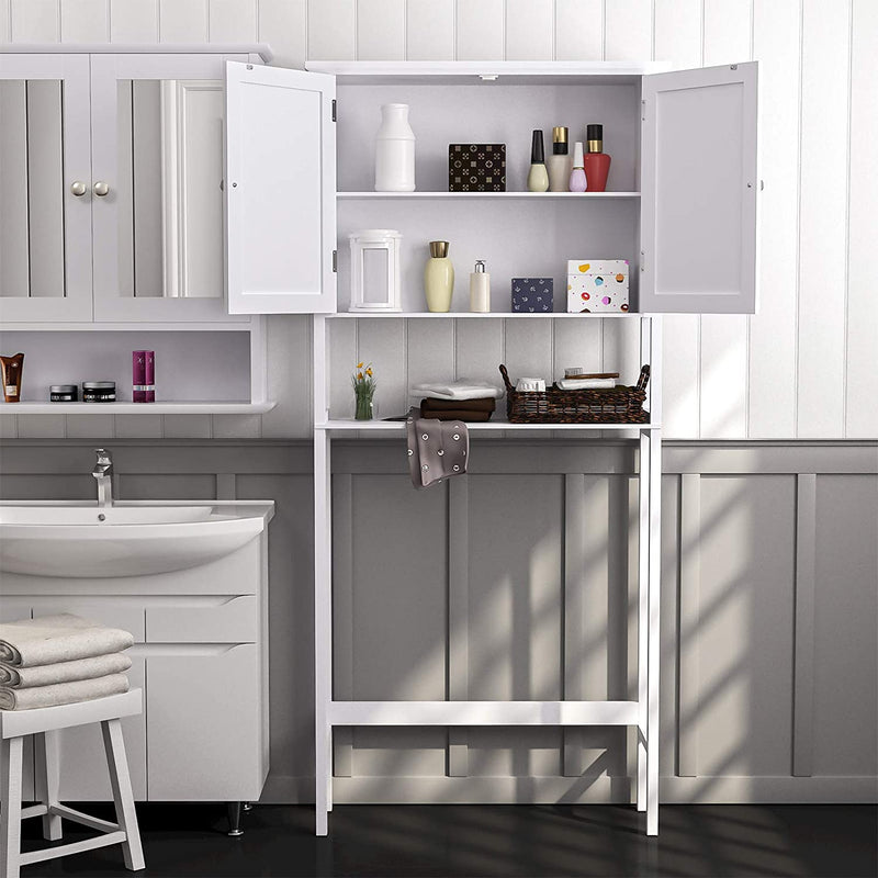 Mecor Bathroom Space Saver Cabinet , White