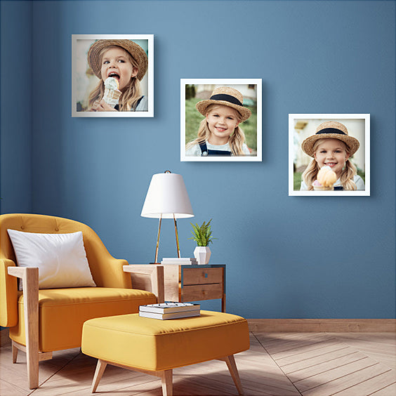 Ideal Gift Photo Photo Tiles - Loved Family