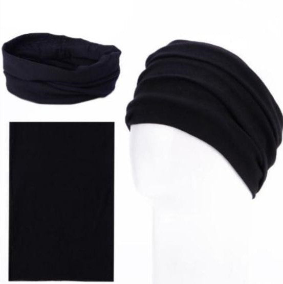 Infinity Headband/Face-Neck Mask