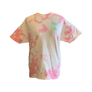 Light Pink Tie-Dye T-Shirt
