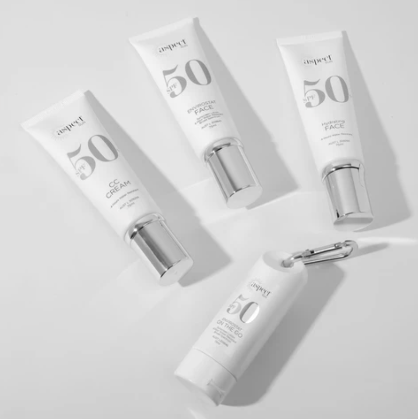 WHICH ASPECT SUN SPF ARE YOU?