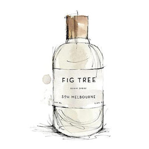 SOH Melbourne Room Spray Fig Tree