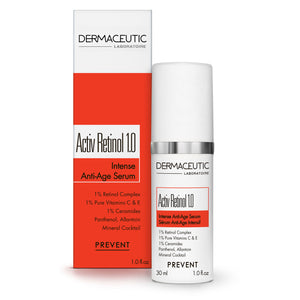Dermaceutic Activ Retinol 1.0 Intense Age Defence Serum 30ml