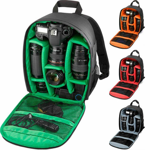 Smart Camera Backpack Big Size