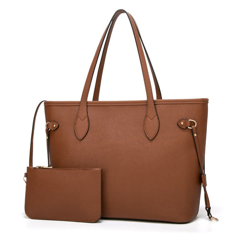 High quality greased leather material women Handbags