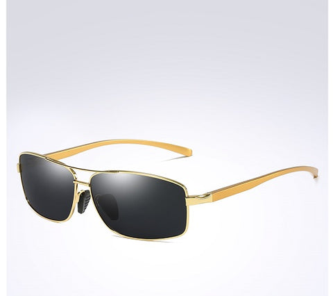 New Aluminum Magnesium Frame Mens Sunglasses