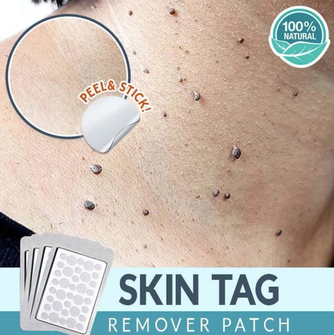 Skin Tag Removal Patches