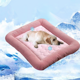 Summer Cooling Pet Bed
