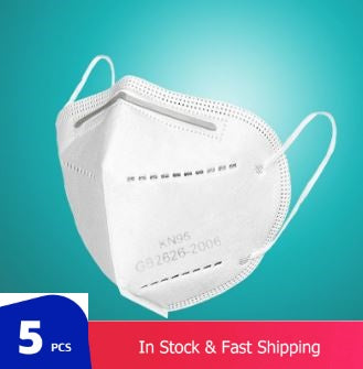 5 pcs/bag KN95 Face Mask