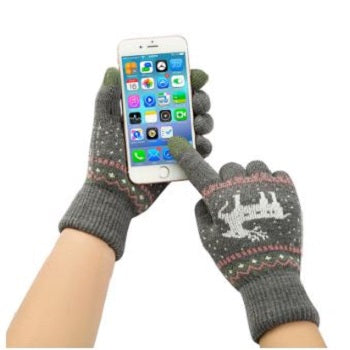 Touch Screen Gloves Soft Hand Warmer