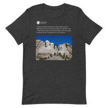 Load image into Gallery viewer, Mount Rushmore T-Shirt (Dark Mode)