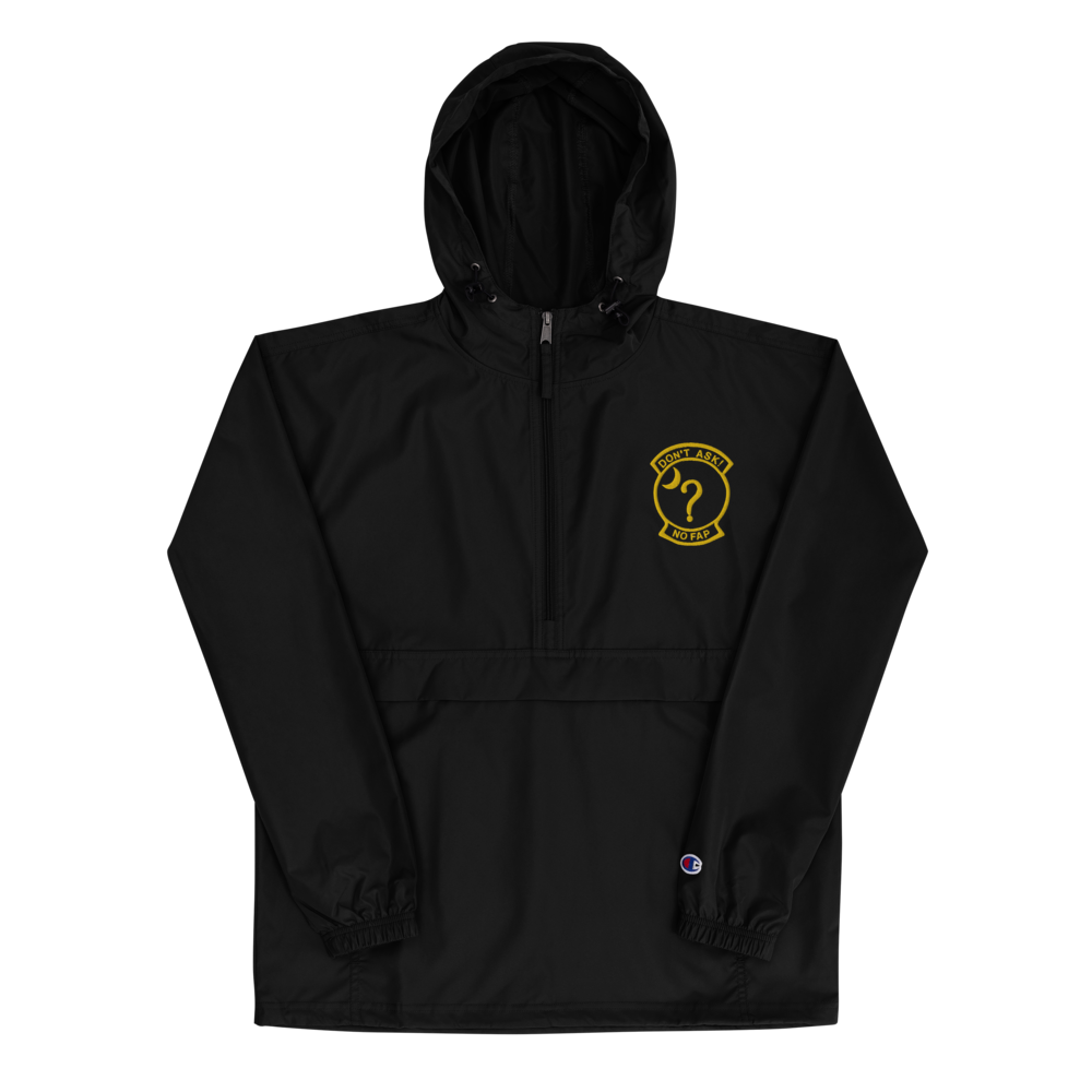 No Fap Jacket (Dark Mode)