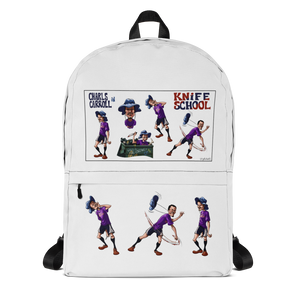 Knife School Backpack