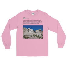 Load image into Gallery viewer, Mount Rushmore Long Sleeve (Light Mode)