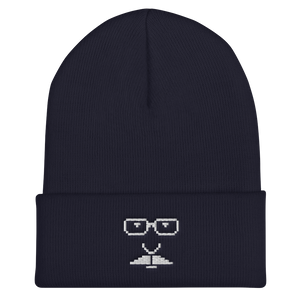 Chuck Charls Beanie (Dark Mode)