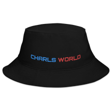 Load image into Gallery viewer, Charls World Bucket Hat