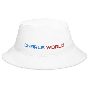 Charls World Bucket Hat