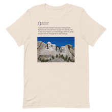 Load image into Gallery viewer, Mount Rushmore T-Shirt (Light Mode)