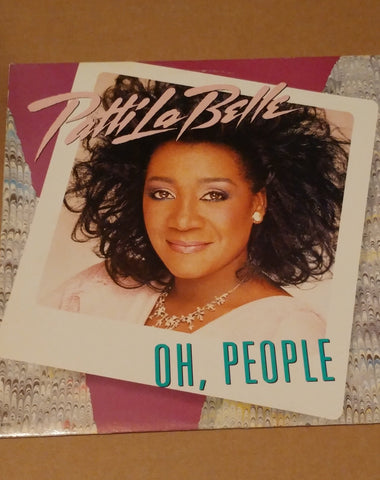 Patti La Belle - Oh, People