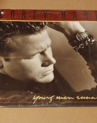 Corey Hart- Young Man Running